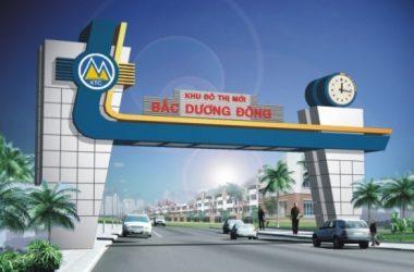 Khu đô thị mới 67ha Bắc Dương Đông Phú Quốc