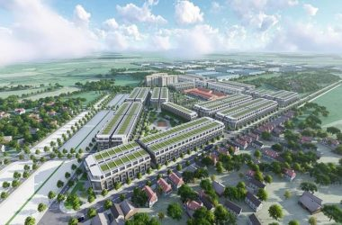 Khu dân cư mới Cẩm Điền Lương Điền