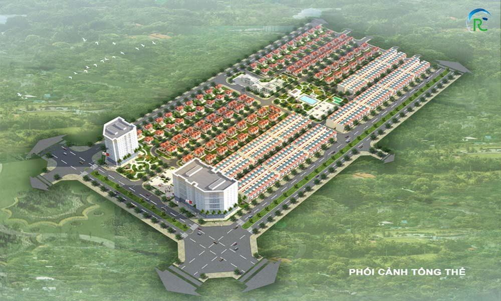Khu đô thị Mê Linh New City