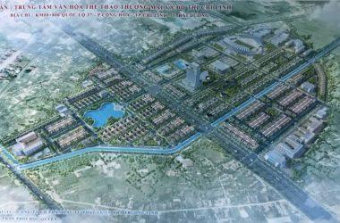 Khu đô thị Trường Linh – Chí Linh Palm City
