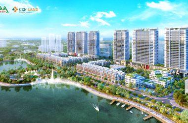 Khu đô thị Khai Sơn City Hà Nội