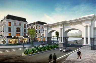 Khu đô thị Làng Việt kiều quốc tế Hải Phòng