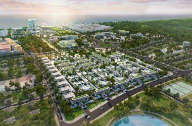 Khu đô thị Queen City Phú Quốc