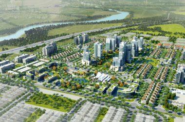 Khu đô thị Viglacera Yên Phong Bắc Ninh