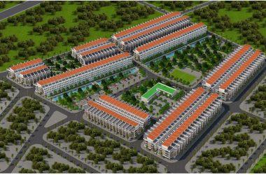 Khu đô thị Yên Trung Thụy Hòa Bắc Ninh