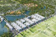 Khu dân cư mới xã Phạm Kha