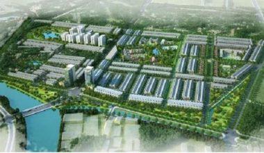 Khu dân cư và dịch vụ thương mại mới phía Đông thị trấn Nam Sách