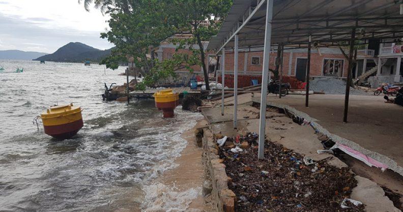 Nhiều vi phạm về xây dựng tại huyện đảo Phú Quốc