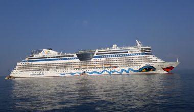 Tàu du lịch của Italia đưa hơn 2.000 khách đến Phú Quốc