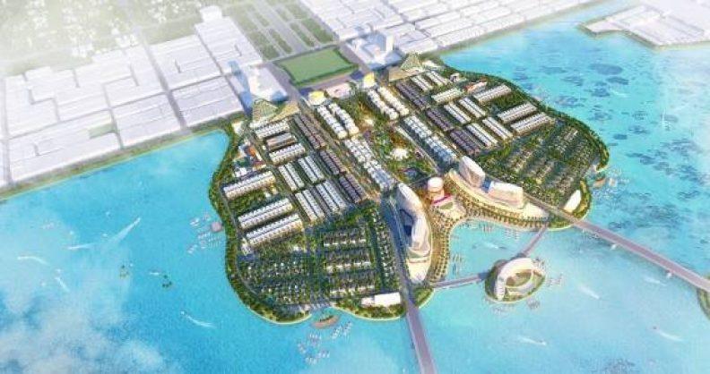 Kiên Giang: Duyệt quy hoạch 1/500 dự án lấn biển 8.000 tỷ đồng sắp có khu đô thị mới