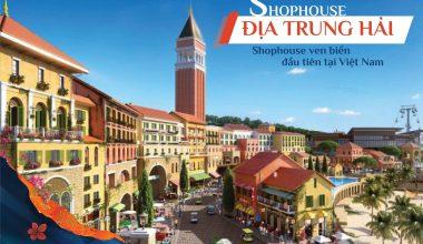 Sun Premier Village Primavera mang cảm hứng thiết kế vùng Địa Trung Hải