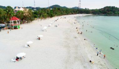Về Hà Tiên săn đất vàng mặt tiền biển trung tâm thành phố