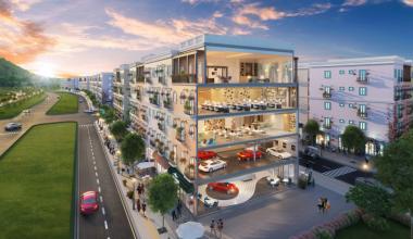 Khu đô thị ở Phú Quốc thu hút nhiều nhà đầu tư miền Tây