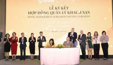 Hai tập đoàn lớn bắt tay thăng hạng Nam Phú Quốc